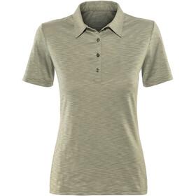 Schöffel Capri1 - Camiseta manga corta Mujer - gris